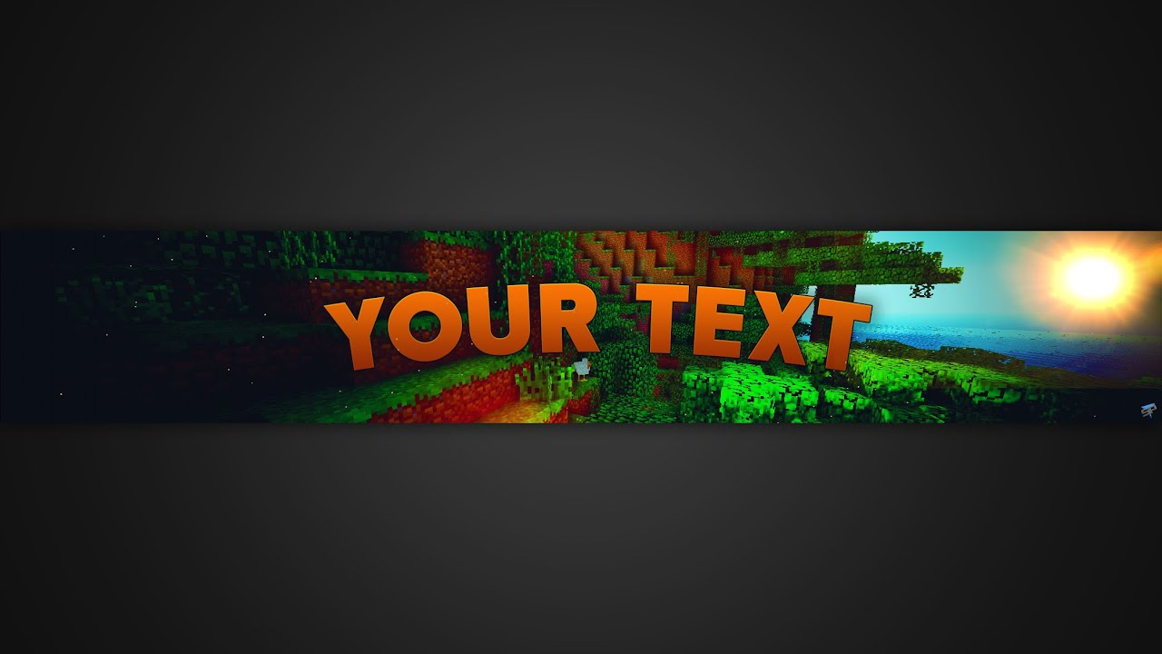FREE Minecraft Banner Template + TUTORIAL ! [DOWNLOAD LINK IN ...