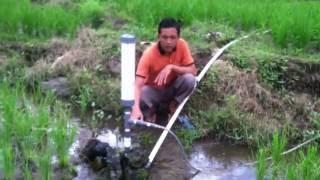 Pompa air tanpa listrik Bagian 2