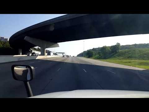 BigRigTravels LIVE! Nashville, Tennessee to Horse Cave, Kentucky Interstate 65 North-Aug. 27, 2018