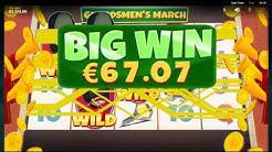 Spin Town Slot BONUS BIG WIN!!! - CasinoGuy.com