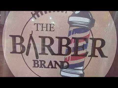 THE BARBER BRAND