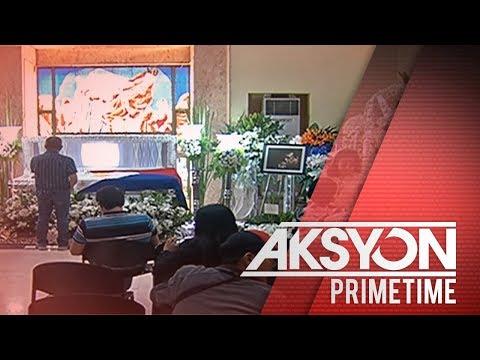 Ilang personalidad sa OPM industry at pulitika, nagbigay-pugay kay Rico J. Puno