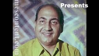 Mehfil Se Uth Jaane Walo Tum Logo Per Kiya Film Dooj Ka Chand