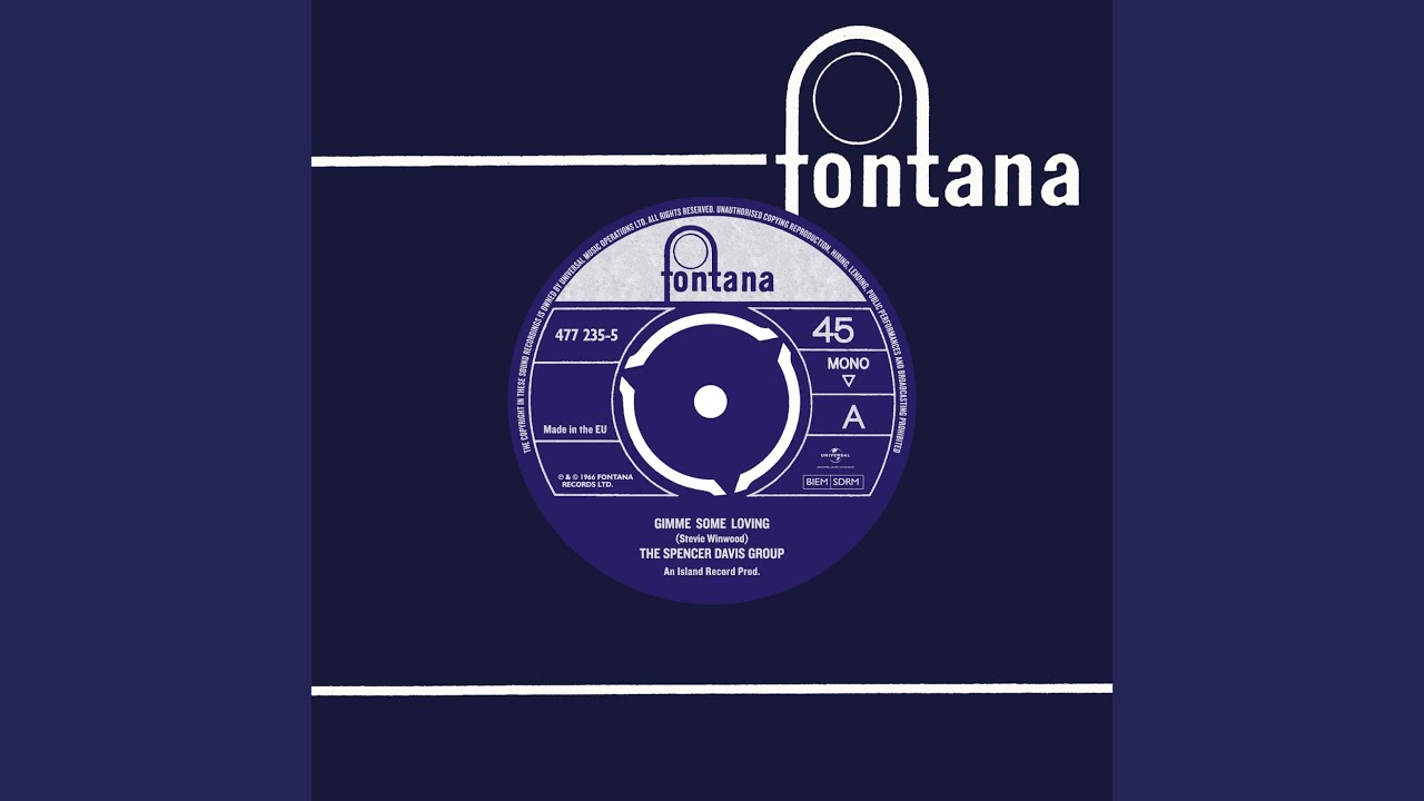 Gimme Some Lovin' (Single Mix)