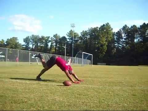 Pursuit Fitness Presents Weslye Saunders.wmv