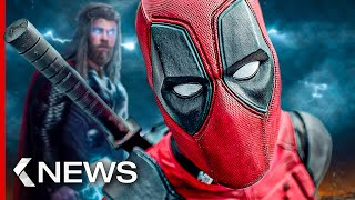Deadpool 3, Avengers 5, The Umbrella Academy Staffel 3... KinoCheck News