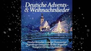 Deutsche Advents- und Weihnachtslieder 🎄