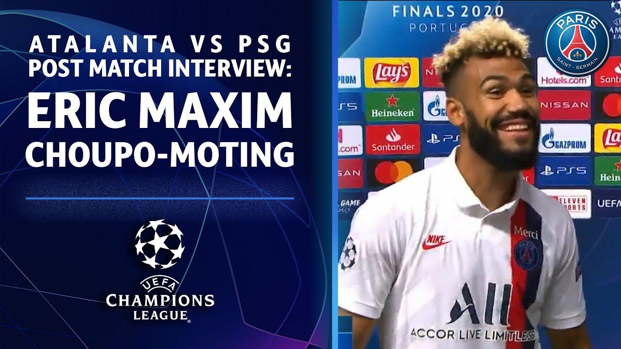 Eric Maxim Choupo-Moting finally ends Paris Saint-Germain's ...