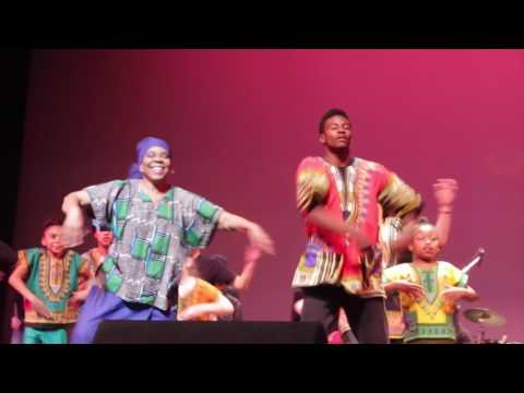 African Welcome Dance