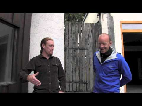 Gary Robbins Pre-2012 TNF UTMB Interview