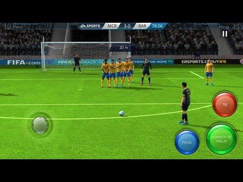 Top Mejores Juegos De Futbol Para Android 2017 Gratis