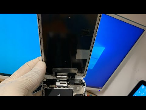 iPhone 6 water damage and soldering repair