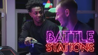 De'Aaron Fox Challenges Call of Duty Champ Censor in Black Ops 4 | Battlestations