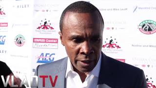 Sugar Ray Leonard on Mayweather: He
