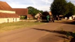 Transport de vache 2016