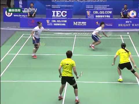 2012 CBSL R3 WD Wang/Zhao [HB] vs Zhang/Su