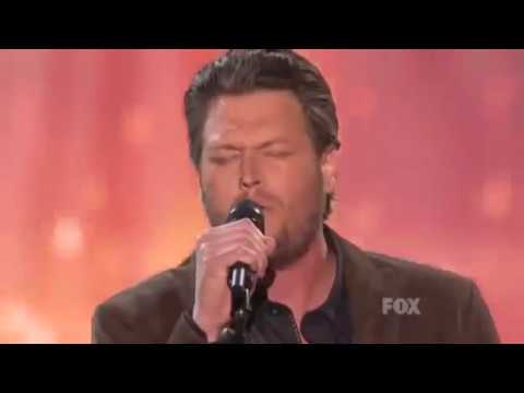Blake Shelton - God Gave Me You (2011)