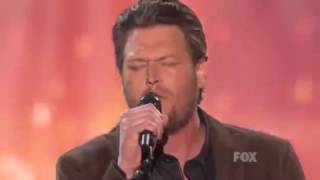 Blake Shelton - God Gave Me You (2011)