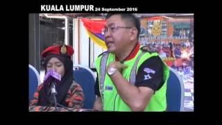 MKL Crimedesk | Anggota Bomba Tunaikan Pesakit Leukimia