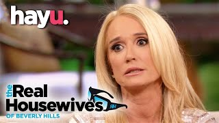 The Real Housewives of Beverly Hills | Is Kyle An 'Enabler' Of Kim's Alcoholism?