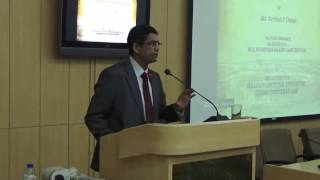 The Constitution, Federalism and GST | Mr. Arvind Datar | Nalsar University