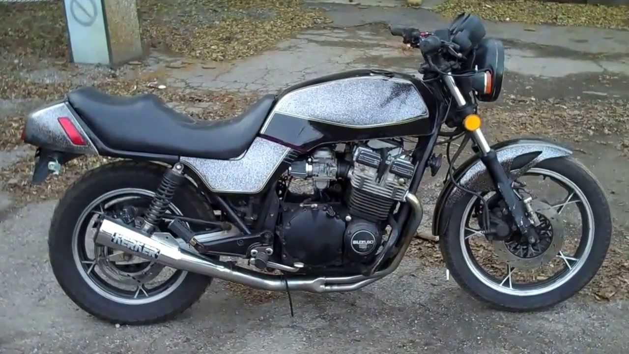 1982 Suzuki GS1100 16 valve LOOKING TO BUY THIS MODEL