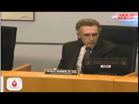 Palm Beach Public Schools Barbieri calls out Commissioner Pam Stewart
