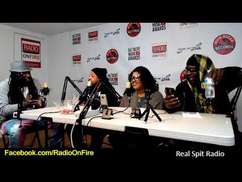 COMP Talks Music & Baltimore to Cali Differences| Real Spit Radio