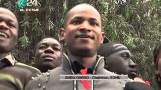 Over 100 UoN Students Arrested As Demos Turn Chaotic
