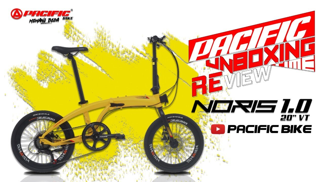 UNBOXING & REVIEW NORIS 1.0 VT 20""