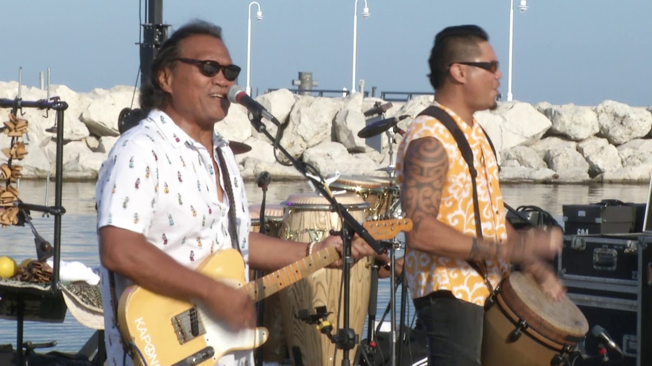 Henry Kapono and the Dukes on Sunday Band