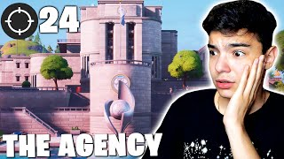 ULTIMUL MECI DIN THE AGENCY PE FORTNITE! *nostalgie*