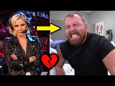 5 Secrets Renee Young Is Hiding About Dean Ambrose