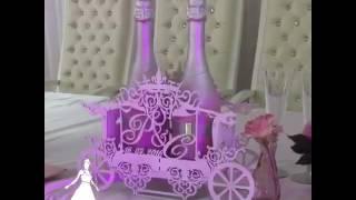 Оформление свадебного вечера в тематическом стиле