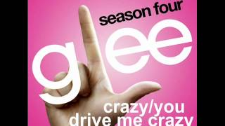 Crazy/You Drive Me Crazy - Glee (DOWNLOAD)