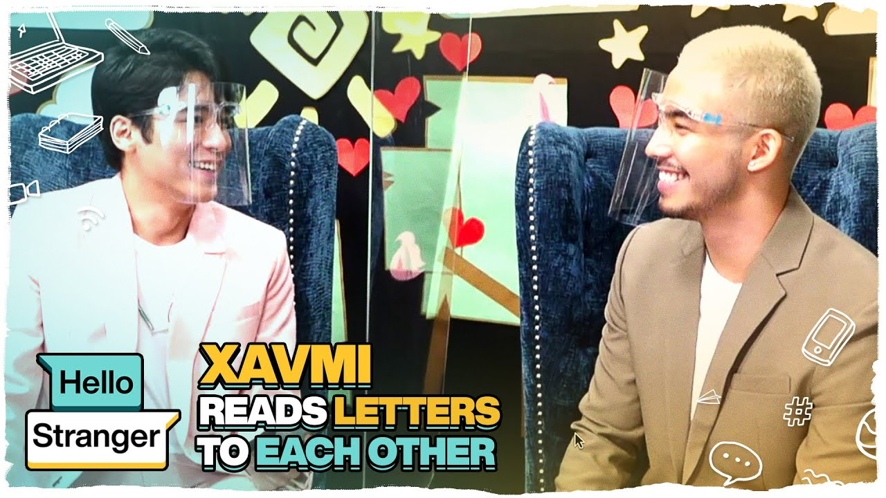 XavMi Reads Letters To Each Other | Hello Stranger