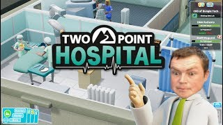 highvoltage reviews: Two Point Hospital ★★★☆☆ (sorry to say, it kind of sucks)