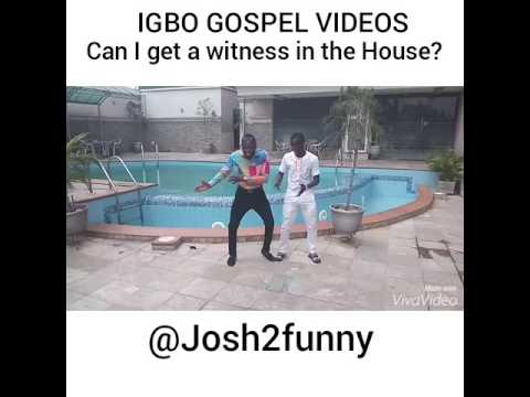 And you asked josh2funny for Igbo music videos