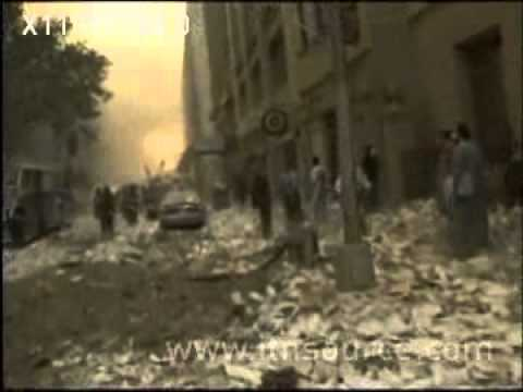 9/11 NYPD - They Are Afraid Of Another Collapse (With Loud Audible Boom)