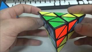 Pyraminx 金字塔魔術方塊 1-Flip法中文教學 進階 解法 How to solve by 1-Flip Method by Chia-Liang Tai(戴嘉良)