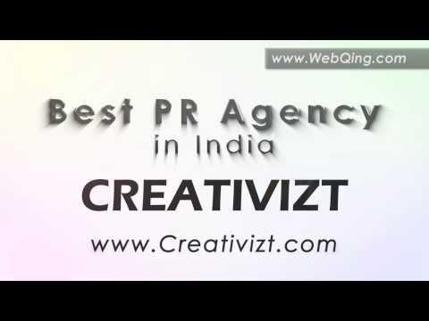 Top PR Agencies in India. Best PR Agency +91.9971722917 Creativizt.com