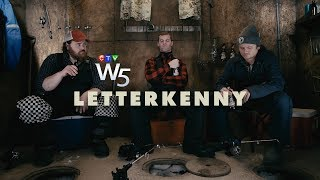 W5: Letterkenny taps into uniquely Canadian humour