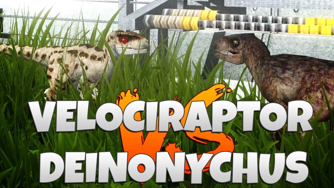 Jurassic Park: Operation Genesis - Velociraptor V ...