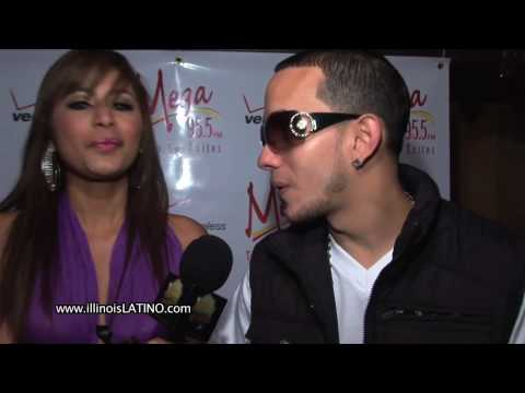 HD Angel Y Khriz interview entrevista Chicago Angel Y Khriz @ Vlive