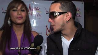 HD Angel Y Khriz interview entrevista Chicago Angel Y Khriz @ Vlive