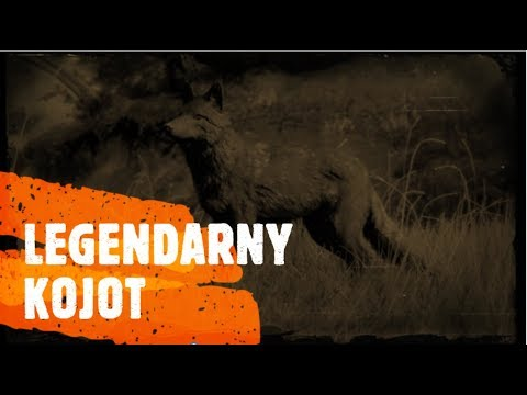 Red Dead Redemption 2 - Legendarny Kojot thumbnail