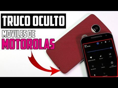 TRUCO OCULTO en moviles Motorola   Tecnocat