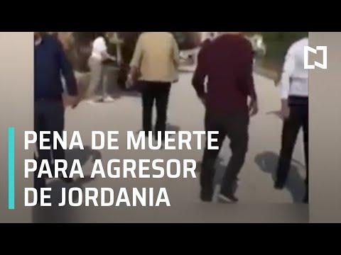 Pena de muerte a agresor de mexicanos en Jordania - Las Noticias con Carlos Hurtado