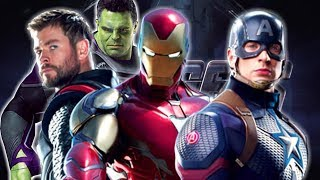 MAJOR Avengers Endgame CONFIRMATIONS By MARVEL & Russo Bros