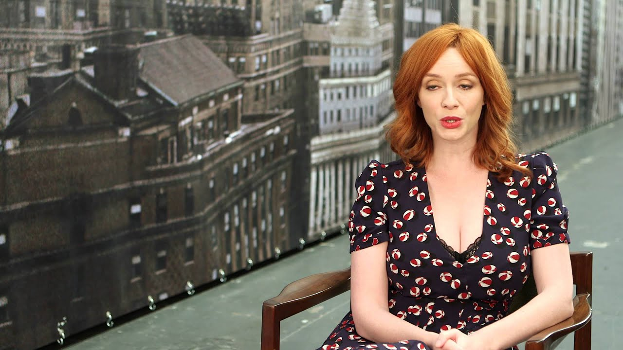 mad men season 7 christina hendricks joan harris interview mad men season 7 christina hendricks joan harris interview